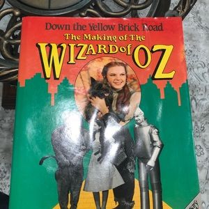 Accessories - SIGNED WIZARD OF OZ 1989